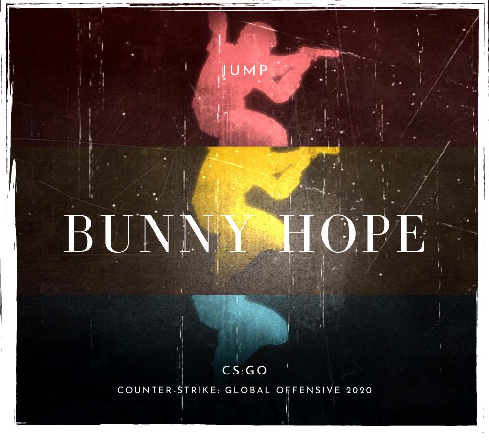 Bunny hope trong game CS:GO