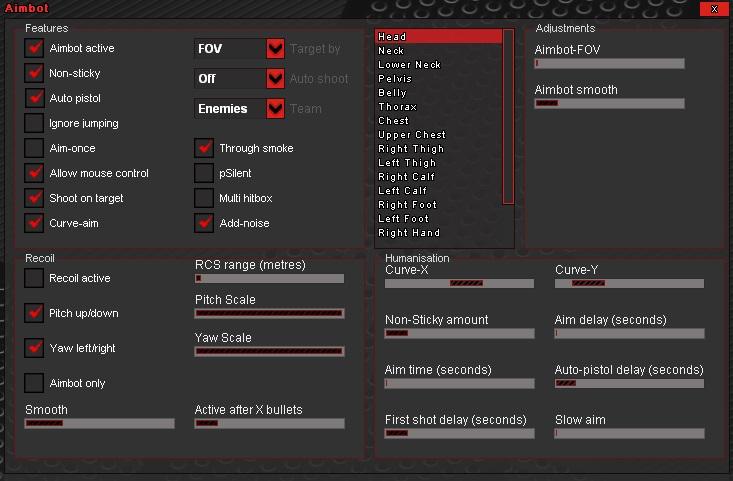 Phần mềm hack Insanitycheats
