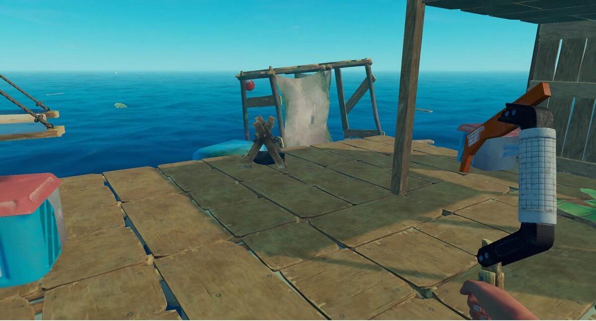 game sinh tồn raft