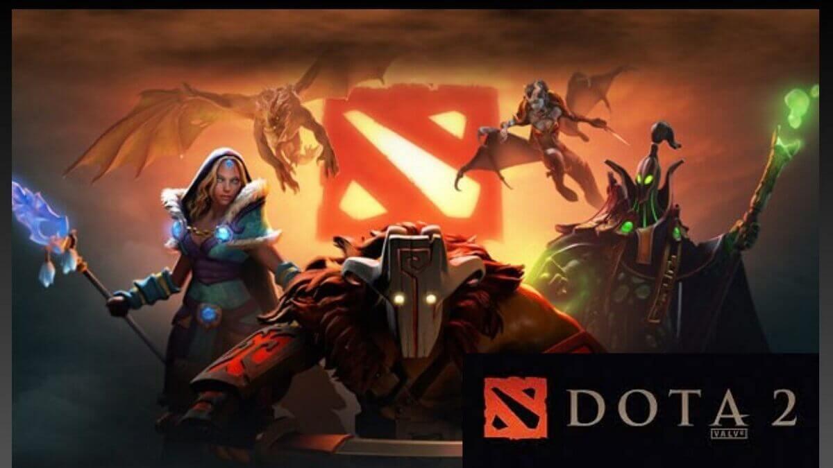 Tựa game Team Dota 2