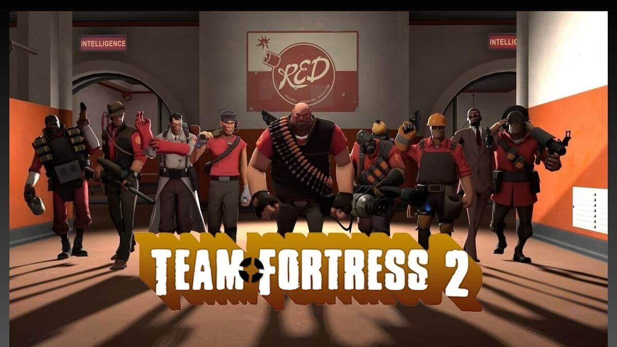Tựa game Team Fortress 2