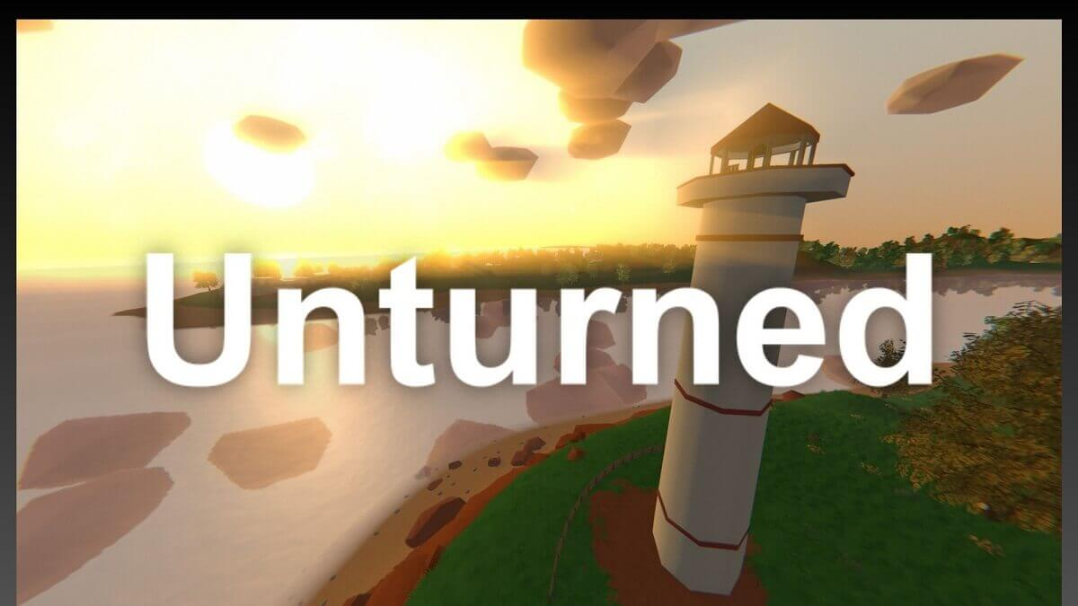 Tựa game Unturned
