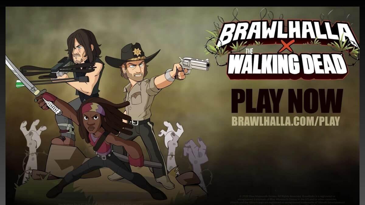Tựa game Brawlhalla
