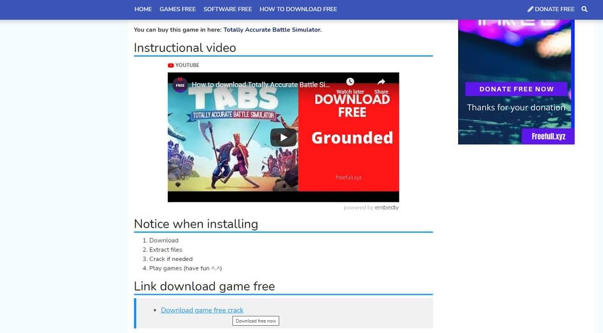 Nên tải phần mềm miễn phí ở đâu?